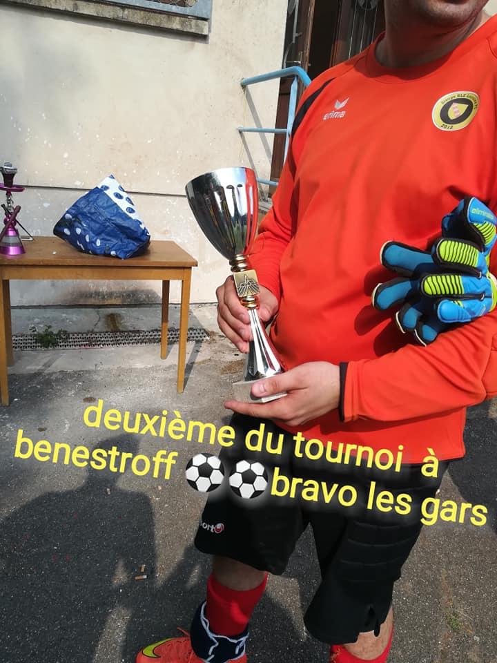 GBL FC - Bénestroff (22 juillet 2018)