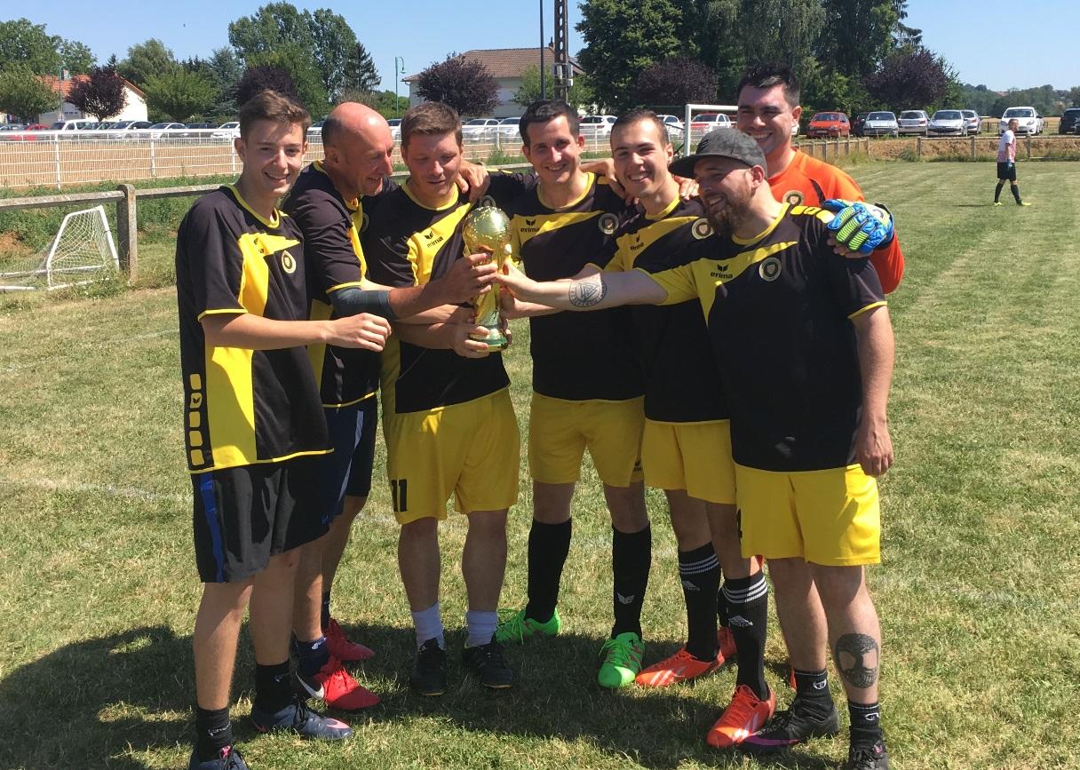 GBL FC - Cuvry (1er juillet 2018)