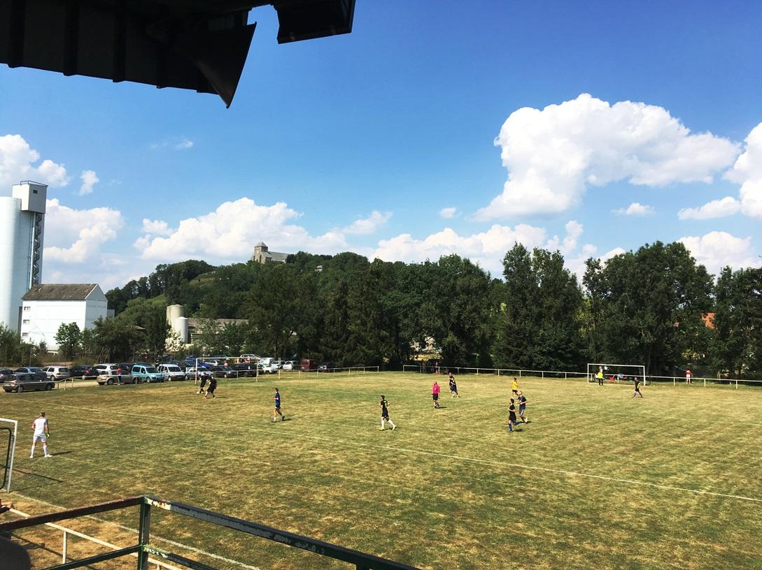 GBL FC - Dun-sur-Meuse (14 juillet 2018)