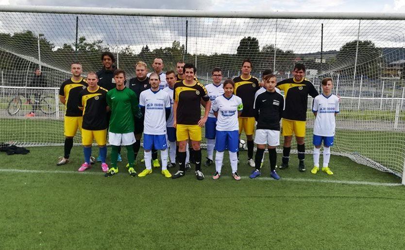 Match amical FD ES Gandrange - GBL FC (7 octobre 2017)