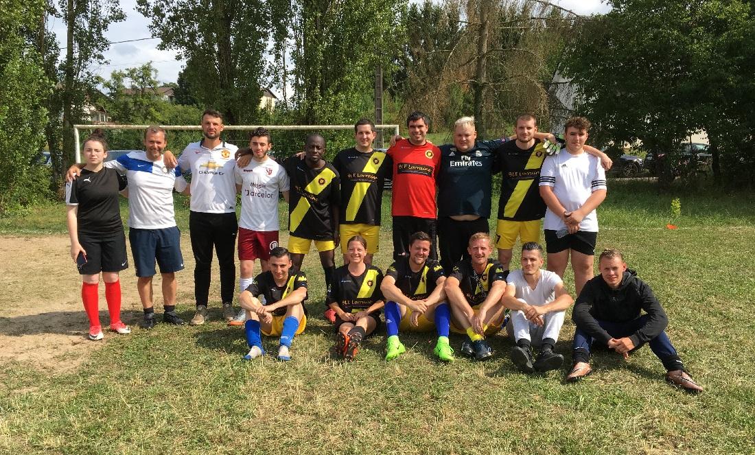 GBL FC - Bénestroff (14 juillet 2019)