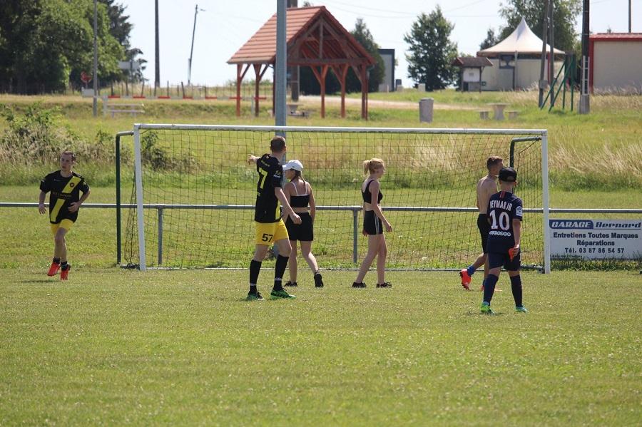 GBL FC - Francaltroff (30 juin 2019)