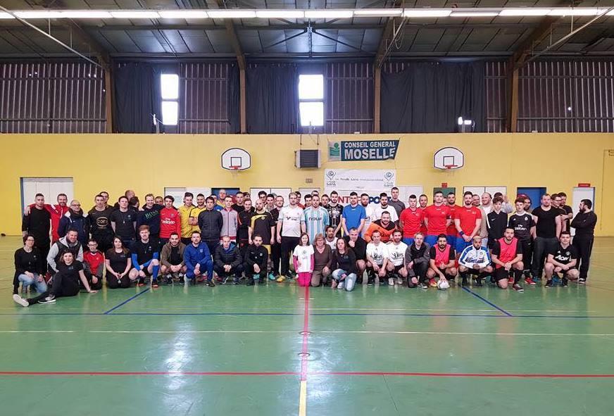 GBL FC - Petite-Rosselle (25 mars 2018)