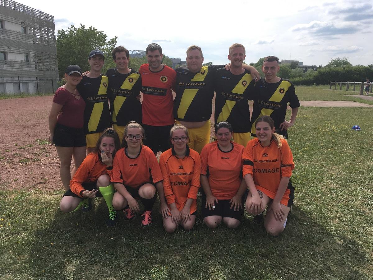 GBL FC - Metz-Technopôle (23 juin 2019)