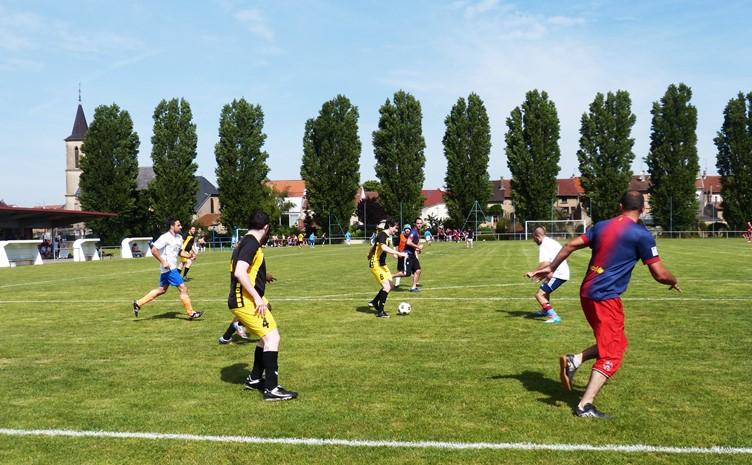 GBL FC - Tournoi de Garche