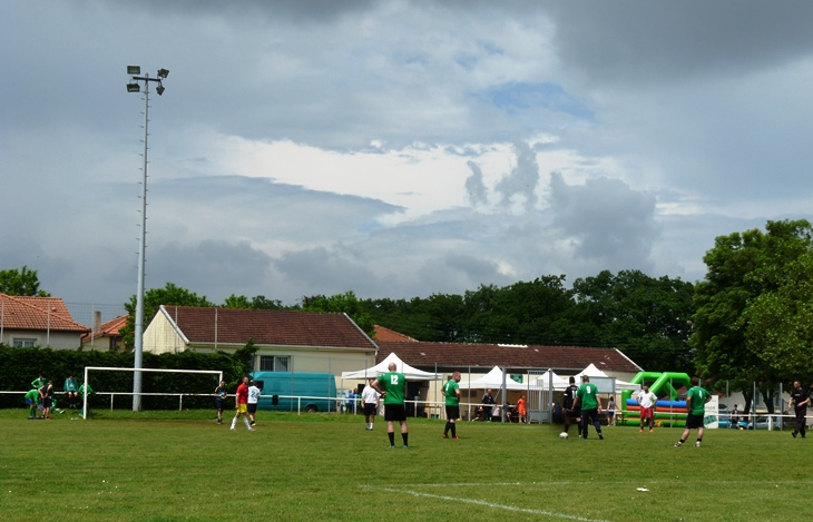 GBL FC - Saint-Nicolas-en-Forêt (4 juin 2016)