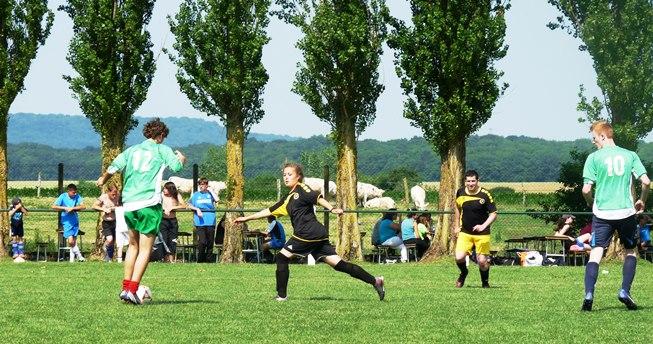 US Bénestroff vs GBL FC (avec les féminines de l'AS Grostenquin)