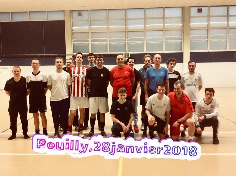 GBL FC Futsal 20180128