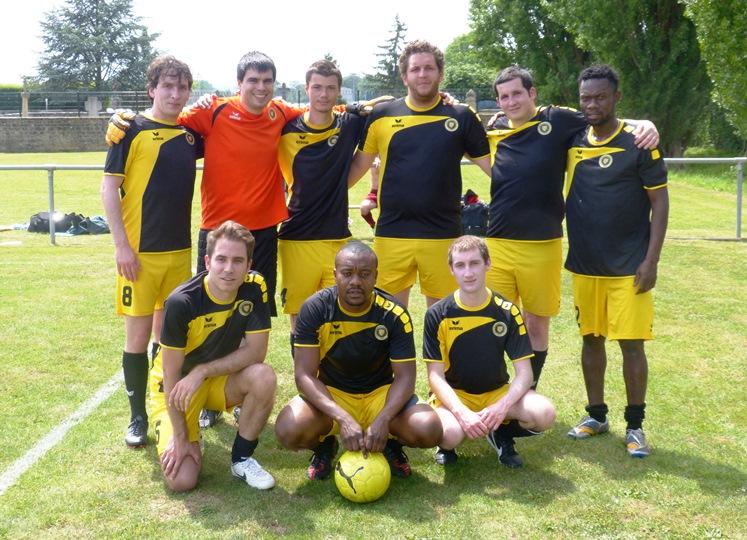 GBL FC Garche 2014