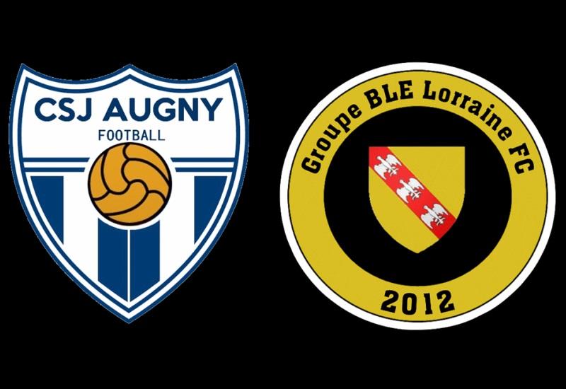 Logos CSJ Augny GBL FC
